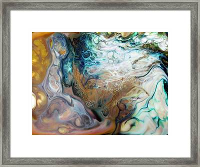 At Peace Framed Print