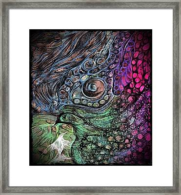 At Peace Framed Print by Rich Ackerman