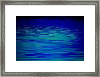 At Peace Framed Print by Robert Reese