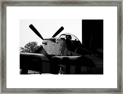 At Rest 2 Framed Print by Gerry Weatherhead