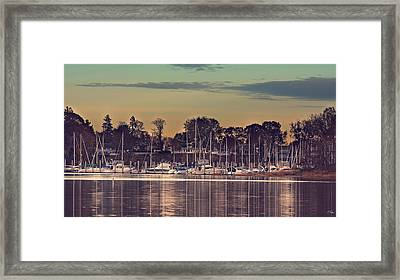 At Rest Framed Print by Lourry Legarde