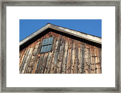 At The Farmer's Market 3 Framed Print by Mary Bedy