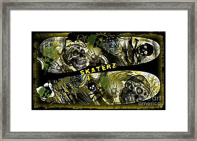 At The Park Framed Print by Cindy McClung