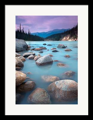 Canadian Beauty Framed Prints