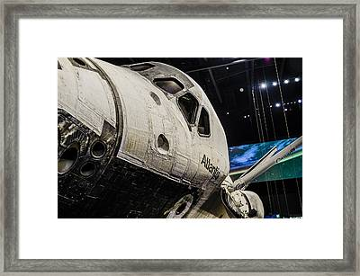 Atlantis Framed Print