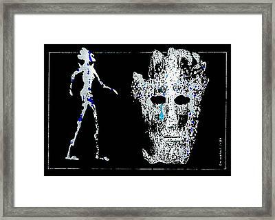 Atlantis Lost Framed Print by Hartmut Jager