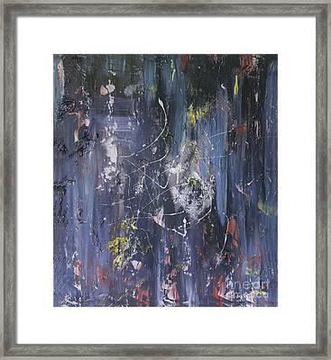 Atmosphere Framed Print by Bruno Santoro