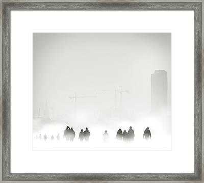 Atmosphere Framed Print