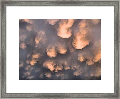 Atmospherea Framed Print