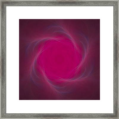 Atome-62 Framed Print by RochVanh