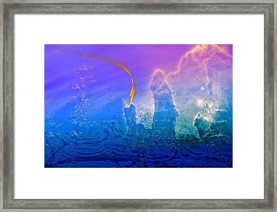 Attack Framed Print