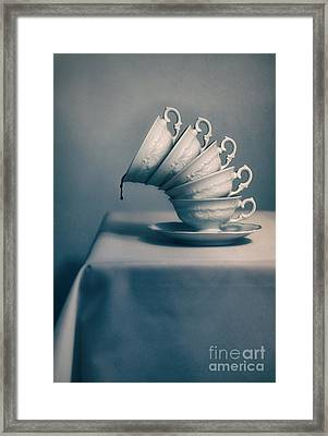 Attention  Framed Print by Jaroslaw Blaminsky
