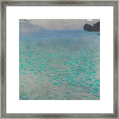 Attersee Framed Print