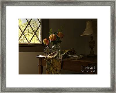 Attic Sanctuary Framed Print