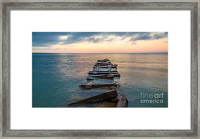 Atwater Morning Framed Print by Andrew Slater