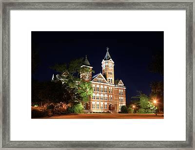 Auburn Nights Framed Print by JC Findley