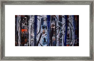 Audacity Framed Print by Yul Olaivar