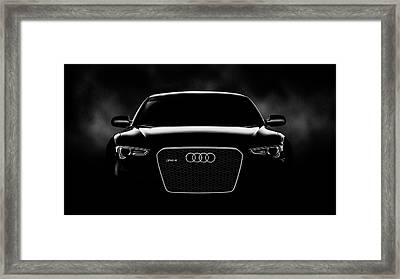 Audi Rs5 Framed Print by Douglas Pittman
