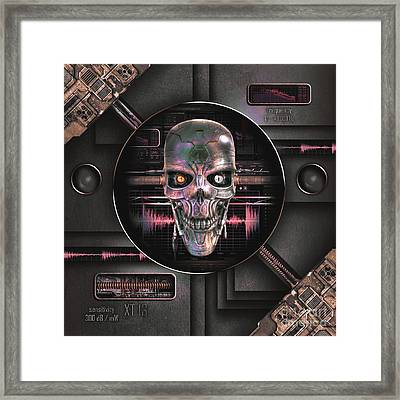 Audiophile 2496 Framed Print
