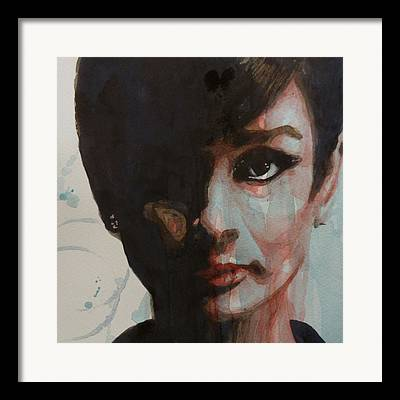 British Portraits Paintings Framed Prints