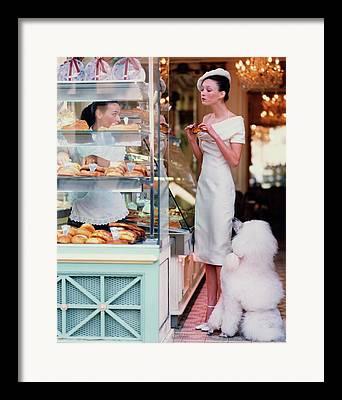 Christian Dior Framed Prints