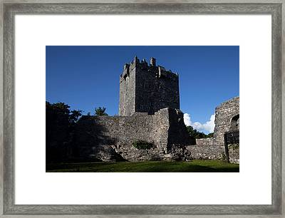 Aughnanure Castle 1490, A Late Medival Framed Print by Panoramic Images