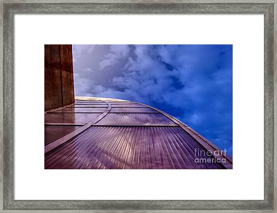 Augmented Reality Framed Print by Charles Dobbs
