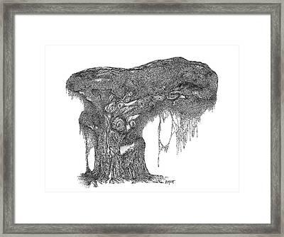August '12 Framed Print