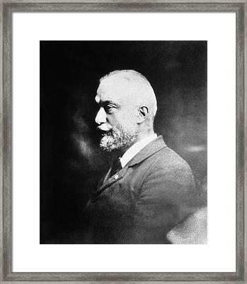 August Forel Framed Print