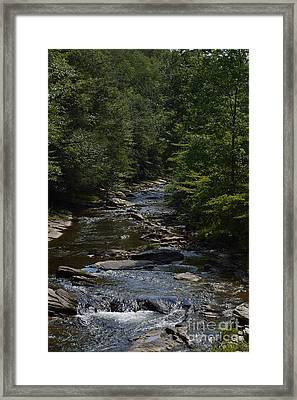 August On Gandy Framed Print by Randy Bodkins