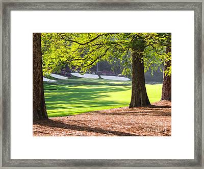 Augusta  Phils' View At 13 Framed Print