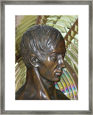 Augustin-jean Fresnel 1788-1827 Framed Print by David Parker