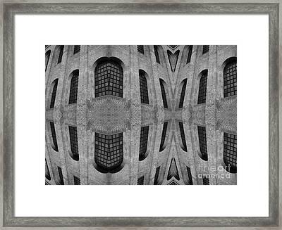 Aula Palatina Trier Framed Print