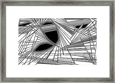 Auld Acquaintance Framed Print