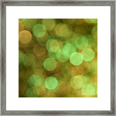 Aura Framed Print by Jan Bickerton