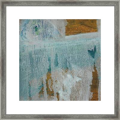 Framed Print featuring the painting Aurelis by Paul Ashby