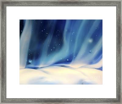 Aurora 1 Framed Print