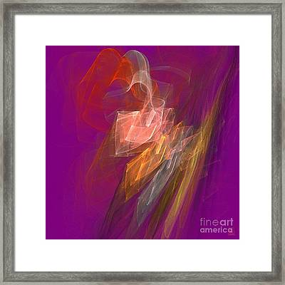 Aurora 3 Framed Print