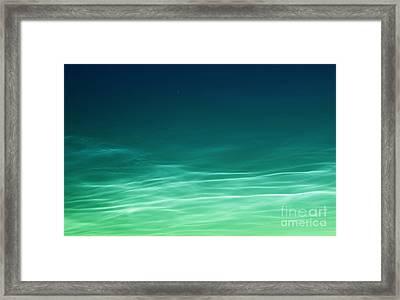 Aurora Borealis 10 Framed Print