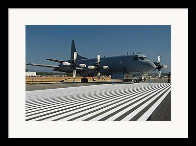P3 Orion Framed Prints