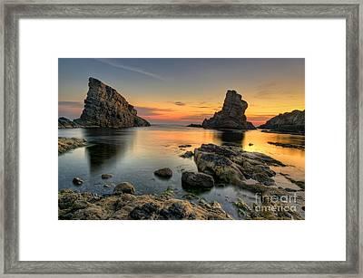 Aurora... Framed Print by Stefan Stefanov