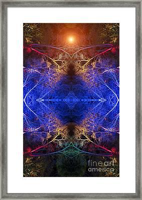 Aurora Framed Print by Tim Gainey