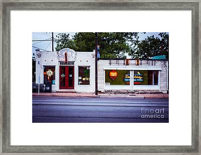 Austin Art Gallery Framed Print