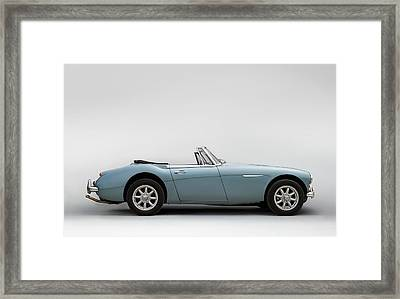 Austin Healey 3000 Mkiii Framed Print by Douglas Pittman