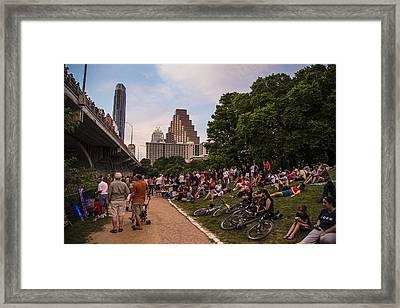 Austin Hill Framed Print