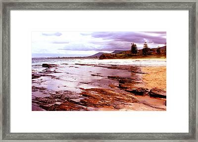 Austinmeer Nsw Framed Print