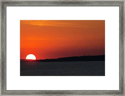 Australia, Kimberly Coast Framed Print