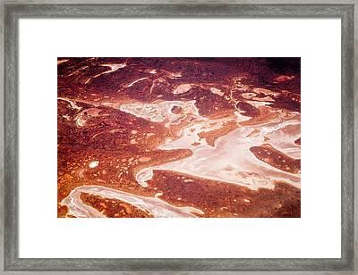 Australian Outback Framed Print by Paul Williams