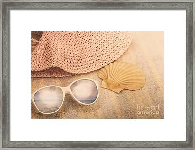 Australian Summer Holidays Framed Print by Jorgo Photography - Wall Art Gallery