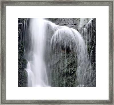 Australian Waterfall 3 Framed Print